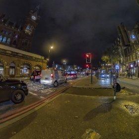 夜のロンドン #thetaz1 Timeshift Shooting #theta360