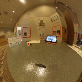 RCPS STEM Capstone Fair at JMU. Love seeing excitement as students share their learning @RockingSciStone @rockingedutech #theta360