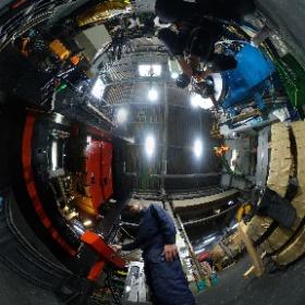 大阪府交野市にある株式会社大有工作所様のウェブサイト撮影 #theta360