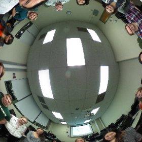 A 360 shot of my #cm519 interactive marketing class at Boston University! @comugrad  #theta360