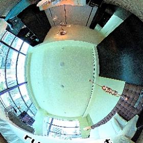 ローズウッド バンコクの客室2 #theta360