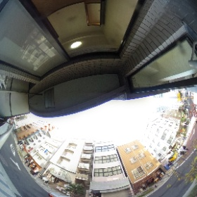 【ボラールホソカワ】 南西向き眺望 360°画像 東京都千代田区神田淡路町2-21 http://www.axel-home.com/009684.html  #theta360