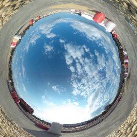 お客さんから頂いたRICOHのTHETAでルイスさんのベネフィシオ(乾燥場)を撮ってみました。無事に見れるかな〜