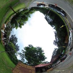 เที่ยวเขาใหญ่ ที่พักอุทยานแห่งชาติเขาใหญ่ ท่องเที่ยว - http://www.relaxzy.com  เขาใหญ่ เป็นจุดที่สามารถชมทิวทัศน์ด้านจังหวัดปราจีนบุรีได้. หอดูสัตว์ หน่วยพิทักษ์อุทยานแห่งชาติเขาใหญ่ ขญ. 1(ด่านตรวจศาลเจ้าพ่อ) หน่วยพิทักษ์อุทยานแห่งชาติเขาใหญ่ ขญ. #theta360