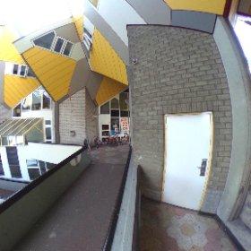 Rotterdam in Netherlands #theta360