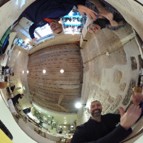Breakfast at Twinkie!  Igor won this round with an amazing selection!!  Bravo Igor!  #Twinkie #Paris  #theta360