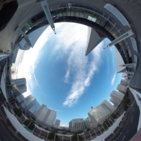Paciffico Yokohama - THETA 360 degree photo