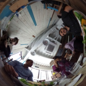 360 Lunch: HOMEPARTY in Meguro