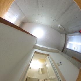 グリーンハイツ米原1Rトイレ&玄関
