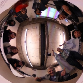 Chilling with @carlUniity at #SFAI #theta360