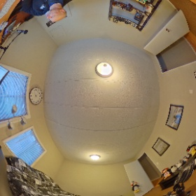 Testing out the Ricoh @Theta_official 360 degree camera. Great hardware. Spectacularly shitty software.