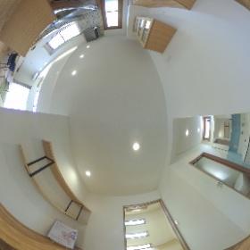#倉敷モデルハウス #イチマルホーム #ホール~キッチン