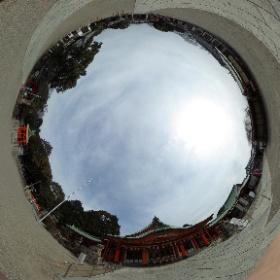 多治速比売神社(堺市南区 荒山公園)