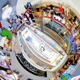 LINE @ 313 Somerset - www.ansonchew.com  #ansonchew #anson360 #singapore #exploresingapore #yoursingapore #backpack_singapore #archivingsg #madaboutsingapore #313somerset #orchard #line #theta360