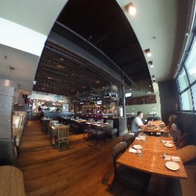 Great 👍 lunch at @ciboatlanta #atlfoodie #theta360