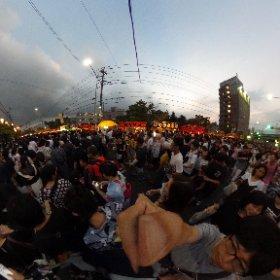 日本の祭り。いたばし花火大会