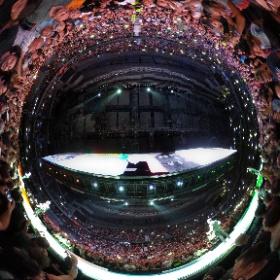 U2 Madrid 21/09 Sunday Bloody Sunday 360° photo #U2eiTour