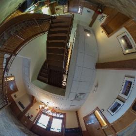 Pittsford Flour Mill Lobby ~ Pittsford NY ~ 020516 #theta360