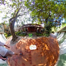 360 spherical Princess Mother Memorial Park Khlong SAN Bangkok  heritage setting peaceful https://goo.gl/QzY8Rx BEST HASHTAGS #PrincessMotherMemorialPark   #BkkPark   #ChaoPhrayaRiverSpot  #Butterfly3d #theta360