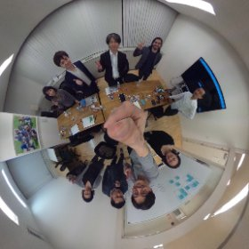 Japan Sprint Master 1st meet-up! #servicedesignsprints #theta360