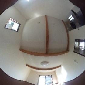 鹿児島市本名町【貸戸建】B棟・D棟木造平屋2LDK駐車場2台5.7万円 #theta360