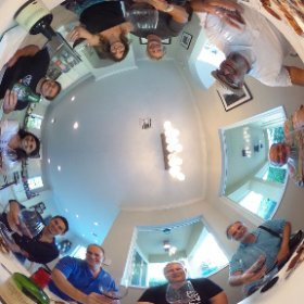 #Theta360 interactive image of #Lightroom & #Creativity #d65 workshop and Food&WineFest