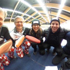 curlngturnier las vegas. CC Aarau vs. Wolpetinger 1 #curling #flims #miraval #theta360 #theta360de