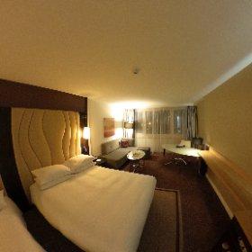 維也納 希爾頓飯店 #theta360
