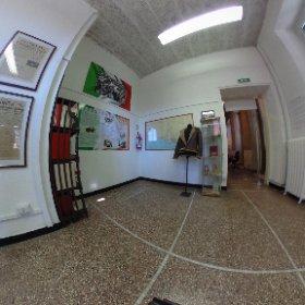 #CasaResistenza #Valpolcevera #Genova #WW2 Sala liberazione #theta360it