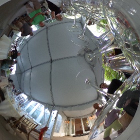 Great time at @thecolonnade in #scranton eating and testing the new #theta360.