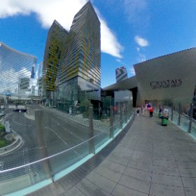 #360photo of #LasVegas #CityCenter @lvcva #theta360
