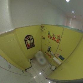 0811 アリーナ岩槻本店 グランドRオープン 女子トイレの🚽ビューティ化 #toilet #トイレ #混雑 #かわいい #kawaii #beauty  拡散希望 #theta360