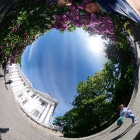 With kids1 #theta360