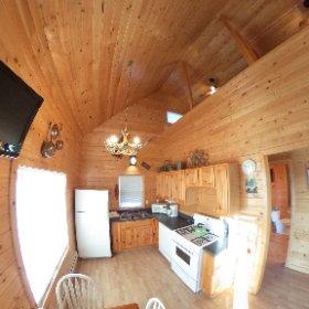 Cabin # 1 #theta360