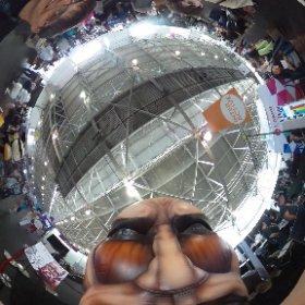 @lolmiirai #CaptureTheTitan #theta360 #JPopSummit2015 kodanshacomics.com
