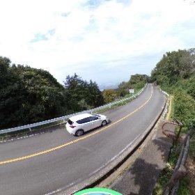 十三峠 Street View App / Video Mode 5.4K 5FPS 3of3 #theta360