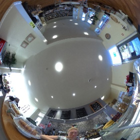 """The Hub"", Fletton House, Oundle  #theta360"