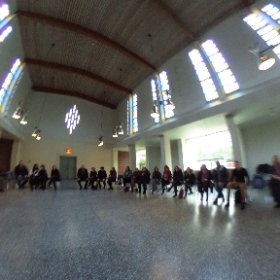 Just a test with my 360 camera