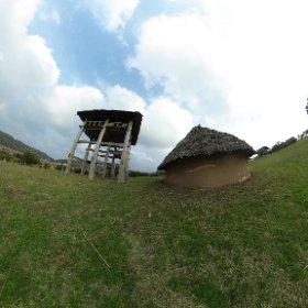 原の辻遺跡,壱岐島 #theta360
