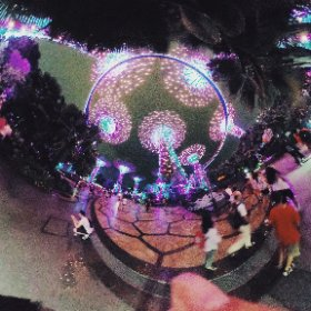 Supertree Rhapsody #theta360