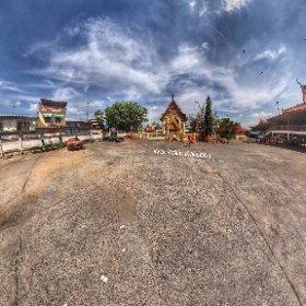 360 spherical Rahaeng Markets (Talad) old wooden buildings along 100 yr old canal in zone Lat Lum Kaeo Pathum Thani, SM hub https://goo.gl/v7gHX1 BEST HASHTAGS #RahaengMarkets   Industry #BkkMarkets #Butterfly3d #theta360