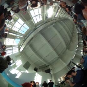 #WikimediaItalia inaugurazione sede @WMI @BASEMilano #theta360it