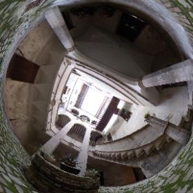 Palazzo Cybo, Rione La Mora, Foligno #quintana #q4d #quintana4d #theta360