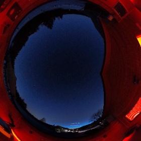 17 Mars 2018 - Pavillon d'astronomie Velan à Tremblant  Vénus & Mercure -20°C (-4° F)