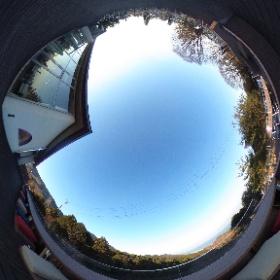 星野リゾート ロテルド比叡「山床テラス」。 標高650mから、琵琶湖を一望できるロケーションは絶景そのもの。 #しがトコ #琵琶湖 #滋賀県 #滋賀 #びわ湖 #星野リゾート
