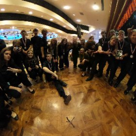 After show and all the wins. Congrats to everyone. You are all champions! #theta360