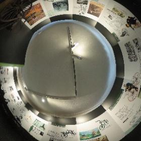 Fahrradmuseum Arnschwang #theta360 #theta360de