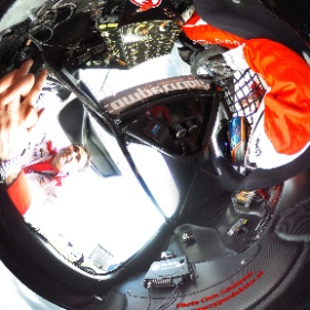 Hendrik Still Waiting for #gt4series race at #monza to begin. @sincarsUK Photo @chrisschotanus #theta360