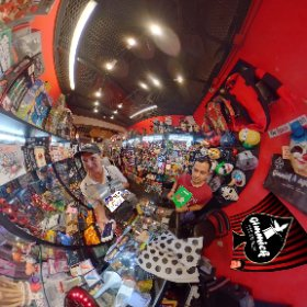 360 spherical Gimmick Magic shop in T21 Shopping Plaza Bangkok has stock of the latest magic, pranks, novelty and more (includes drones), SM hub https://goo.gl/CreMtX BEST HASHTAGS #GimmickMagicShop  #Terminal21Bkk   related  #Firefly3d #theta360