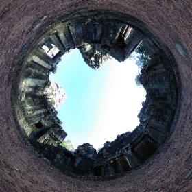 Tomb Raider Wat, Temple, Cambodia #theta360
